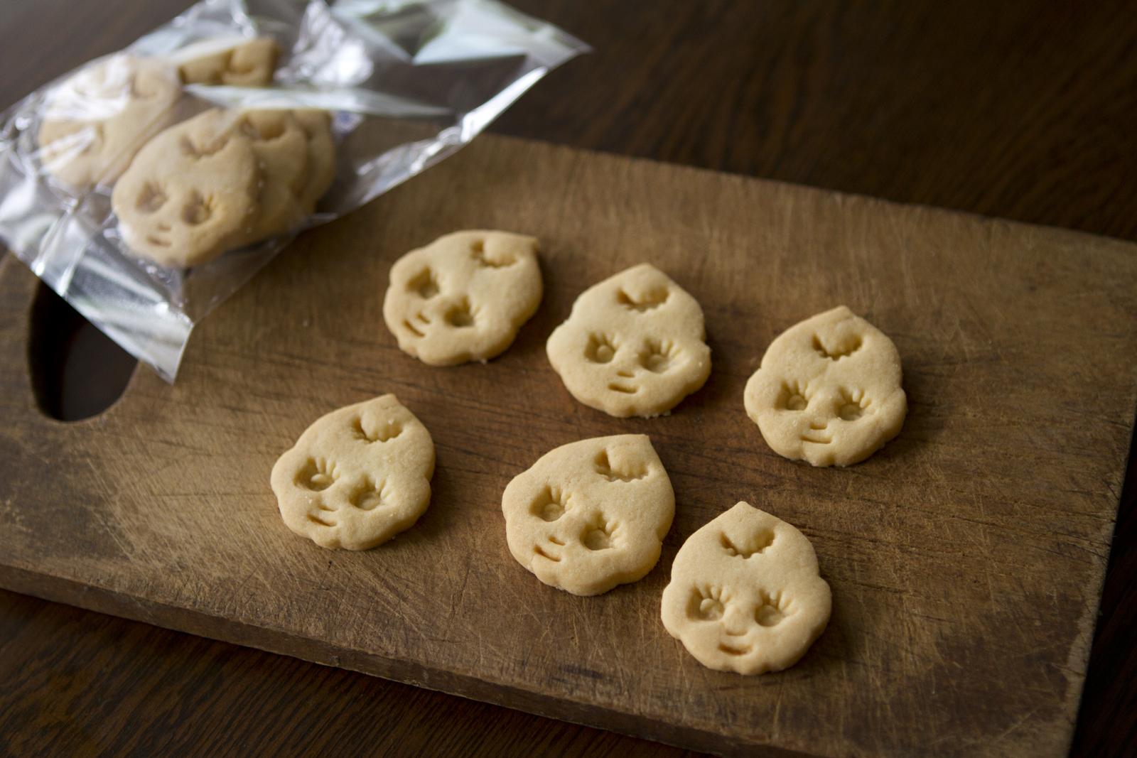 クッキーBOXのキユーピーさん