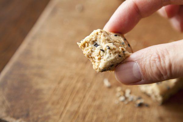 ベースベーカリーさんのセサミクッキー