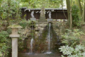 深大寺,湧水,泉水