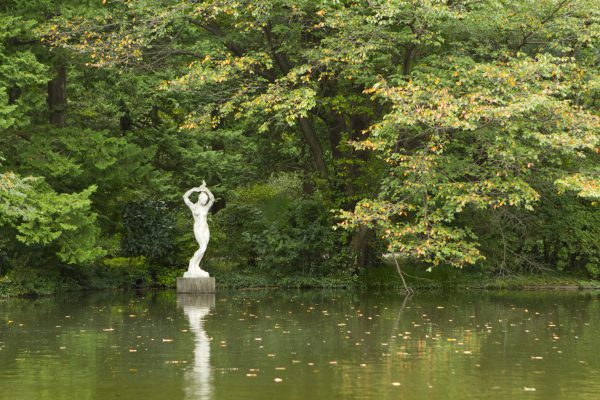 神代植物公園を歩く,野川さんの調布暮らし